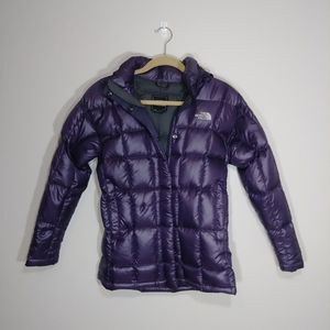 The North Face Destiny Ski Down 600 Jacket Purple